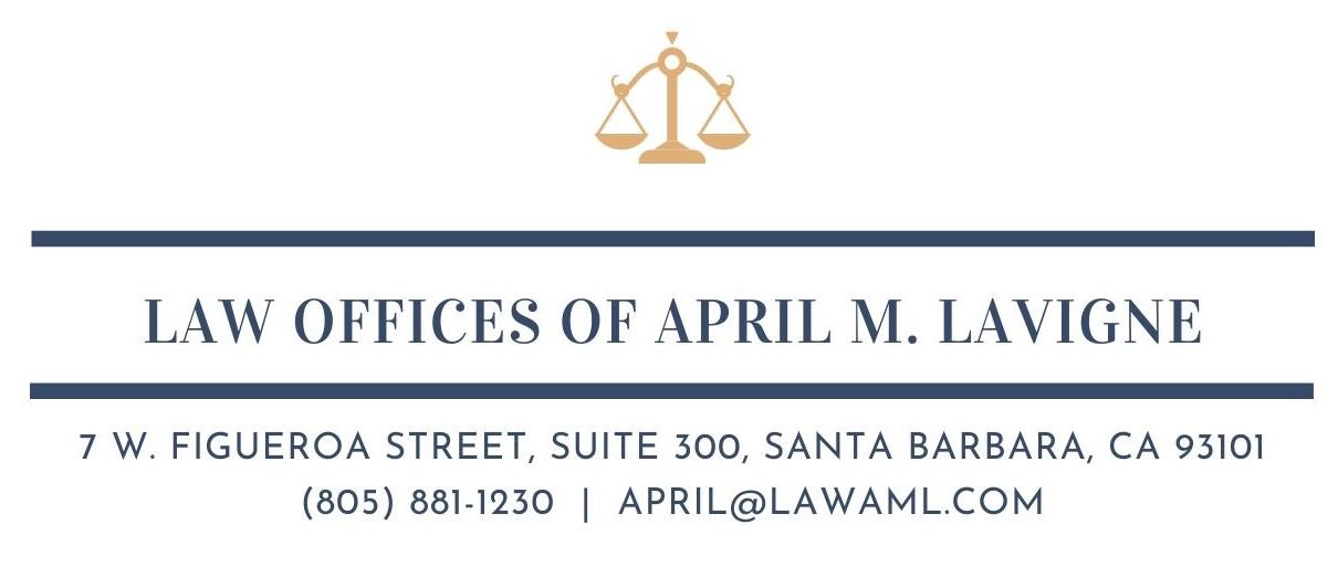 Law Offices of April M. Lavigne logo