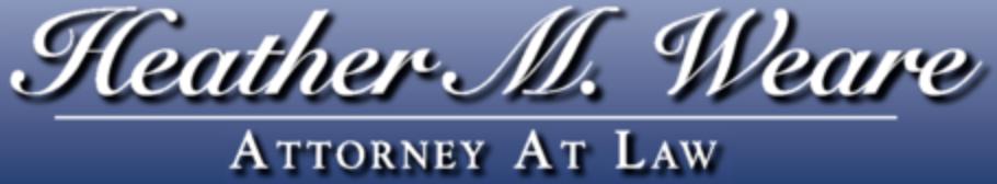 Weare Heather M logo