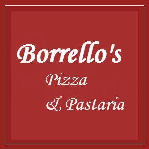 Borrello's Pizza & Pastaria logo