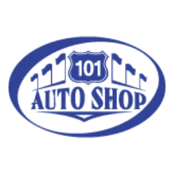 101 Auto Shop & U-Haul logo