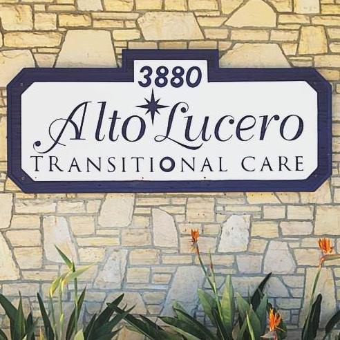 Alto Lucero Transitional Care logo