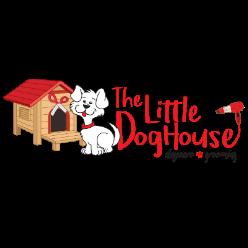 Little Dog House The logo