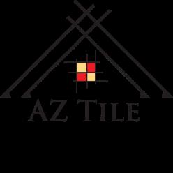 AZ Tile logo