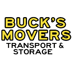 Buck's Movers LLC logo