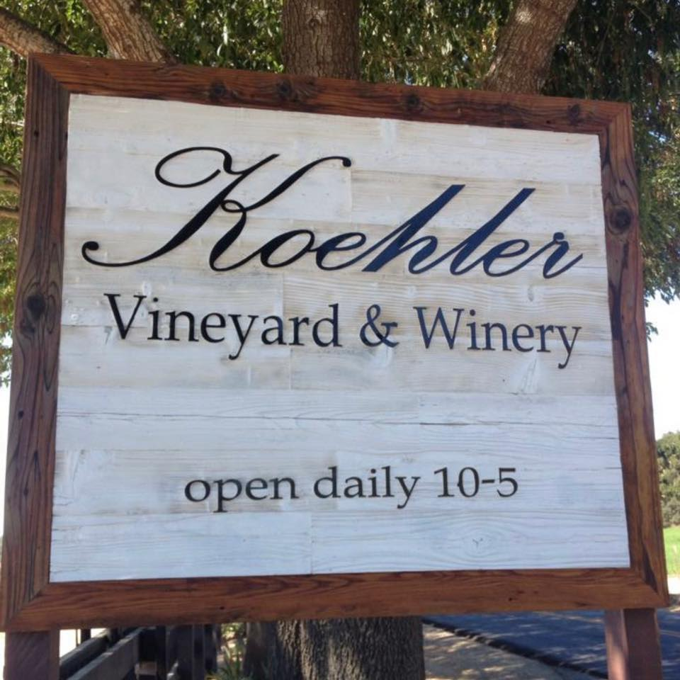 Koehler Winery logo