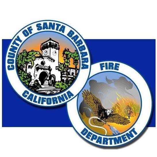Santa Barbara County Fire Department logo