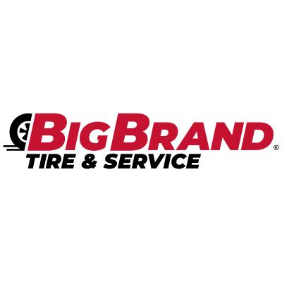 Big Brand Tire & Service logo