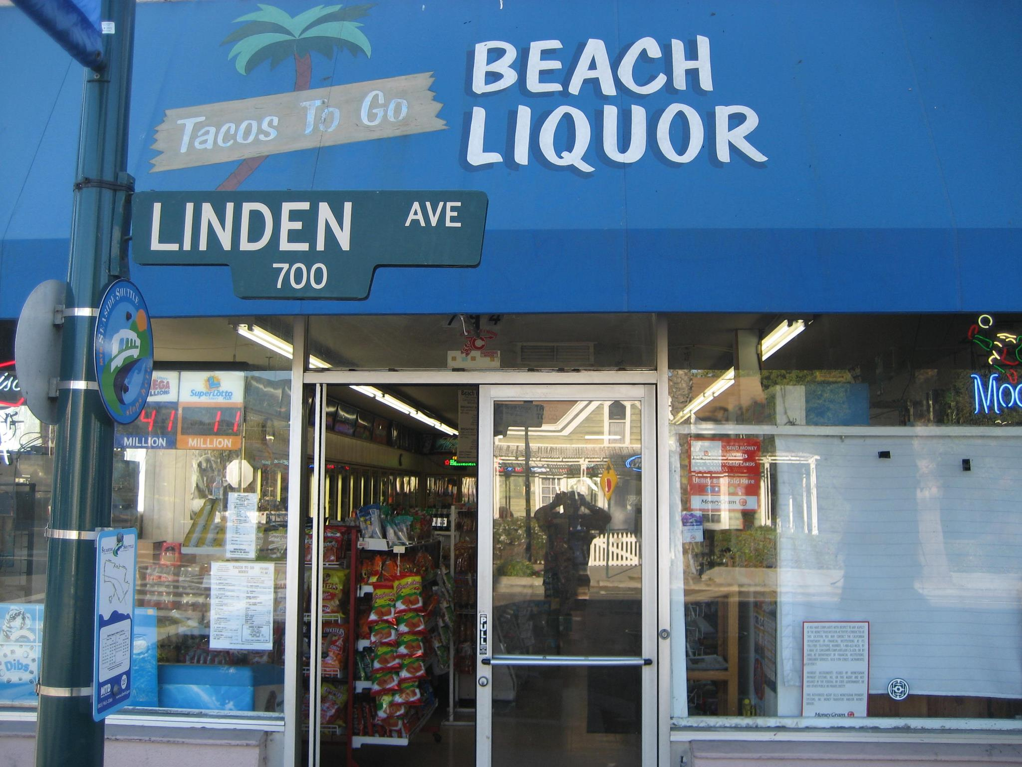 Beach Liquor logo