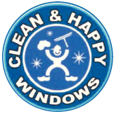 Clean & Happy Windows logo