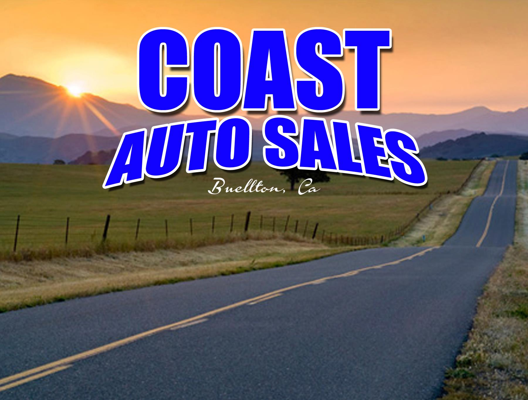 Coast Auto Sales logo