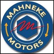 Mahneke Motors logo