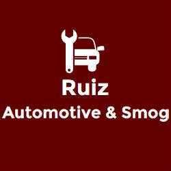 Ruiz Automotive & Smog logo