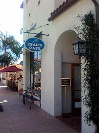 Esau's Cafe logo