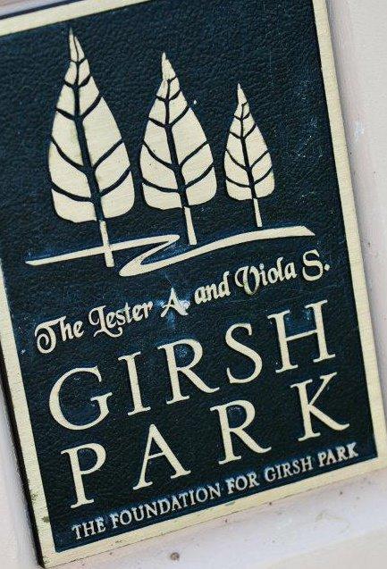 Girsh Park logo