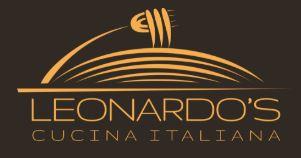 Leonardo's Cucina Italiana logo