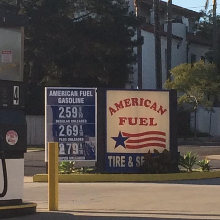 American Fuel logo