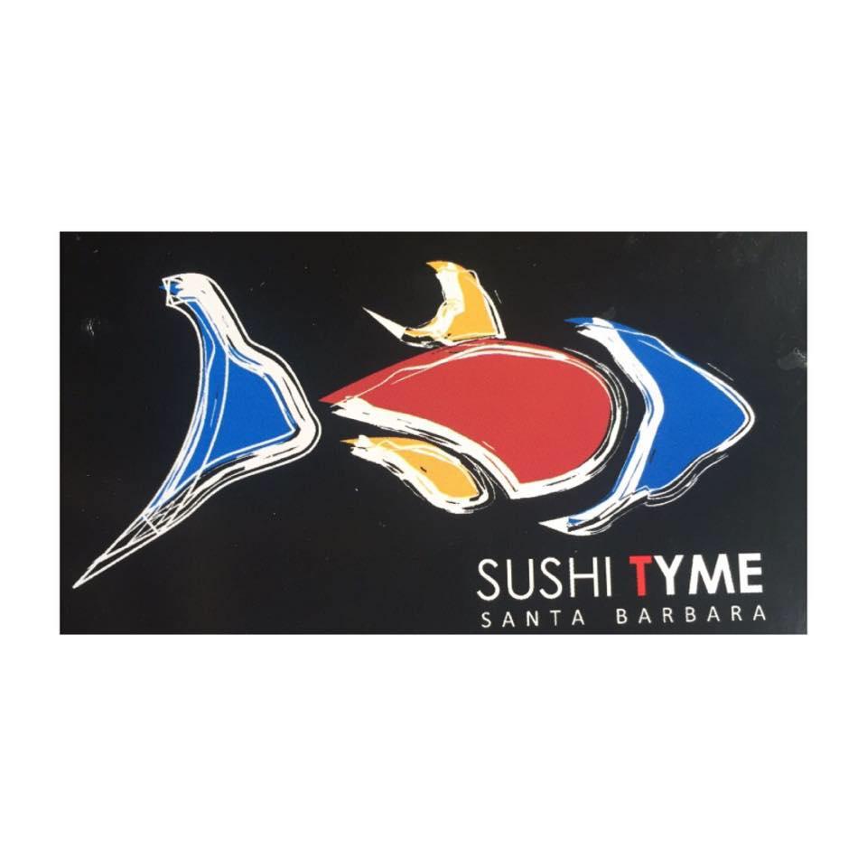 Sushi Tyme logo