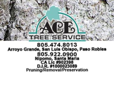 ACE Tree Service logo