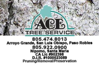 ACE Tree Service logo