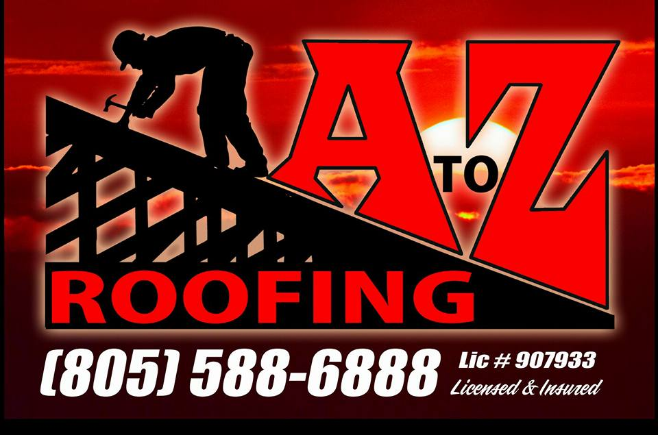 A To Z Roofing logo