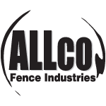 Allco Fence Industries logo
