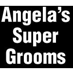 Angela's Super Grooms logo
