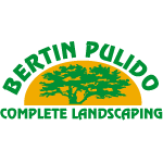 Bertin Pulido Landscape logo