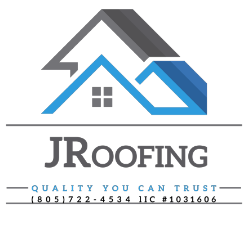 JR Roofing Company logo