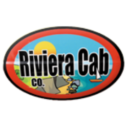Riviera Cab Co logo