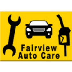 Fairview Shell Auto Care logo