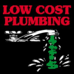 Low Cost Plumbing logo