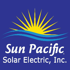 Sun Pacific Solar Electric Inc logo