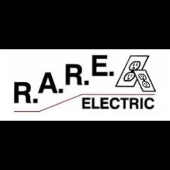 RARE Electric logo