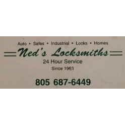 Ned's Locksmith logo