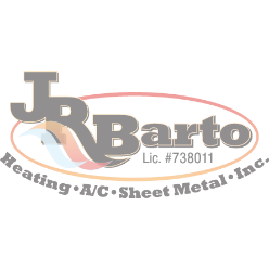 J R Barto Heating Air Conditioning & Sheet Metal Inc logo