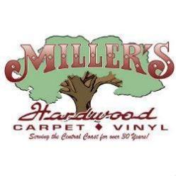 Miller's Hardwood logo