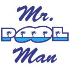 Pool Man Mr logo