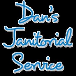 Dan's Janitorial Service logo