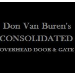 Consolidated Overhead Door & Gate logo
