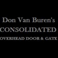 Consolidated Overhead Door & Gate logo