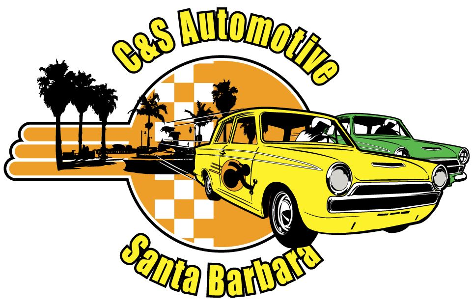 C & S Automotive logo