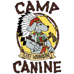 Camp Canine logo