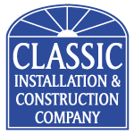 Classic Installation & Construction Company logo