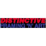 Distinctive Framing 'n' Art logo