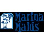 Marina Maids logo