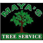 Maya's Tree Service logo