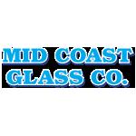 Mid Coast Glass logo