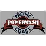 Pacific Coast Powerwash logo