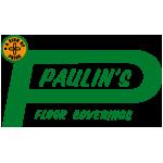 Paulin's Floor Coverings logo