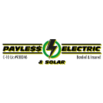 Payless Electric & Solar logo